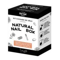 Bel Lab Natural Nail Box Kit Cuidado de Uñas - El Banquito Market
