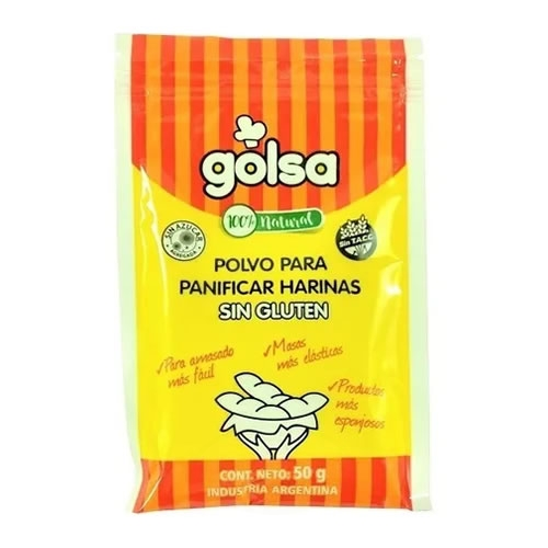 Benot Golsa Goma Xántica y Goma Guar Sin TACC x 50 Grs - El Banquito Market