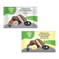 Benot Medallón de Chocolate Relleno Sin TACC x 17 Grs - El Banquito Market