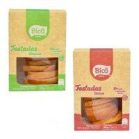 Bio Tostadas Sin TACC x 130 Grs - El Banquito Market