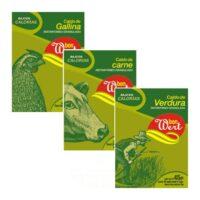 Bon Wert Caldo para Sopa Sin TACC x 10 Uni - El Banquito Market
