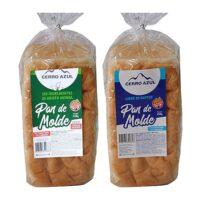 Cerro Azul Pan de Molde Sin TACC x 450 Grs - El Banquito Market