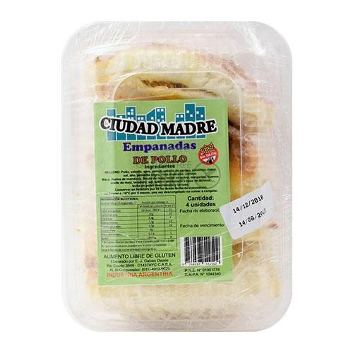 Ciudad Madre Empanadas Sin TACC - El Banquito Market