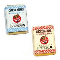 Colonial Chocolatinas Sin TACC x 5 Grs - El Banquito Market