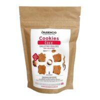Crudencio Cookies de Coco Sin Gluten x 80 Grs - El Banquito Market