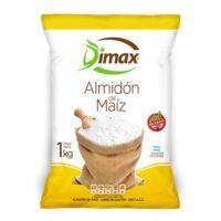 Dimax Almidón de Maíz Sin TACC x 1 Kg - El Banquito Market