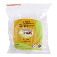 Dimax Tapas de Empanadas Sin TACC x 12 Uni - El Banquito Market