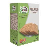 Dimax Tostadas Sin TACC x 200 Grs - El Banquito Market