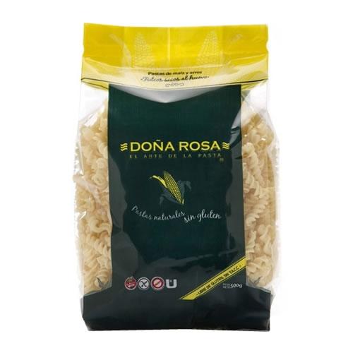 Doña Rosa Fusilli Pasta Sin TACC x 500 Grs - El Banquito Market