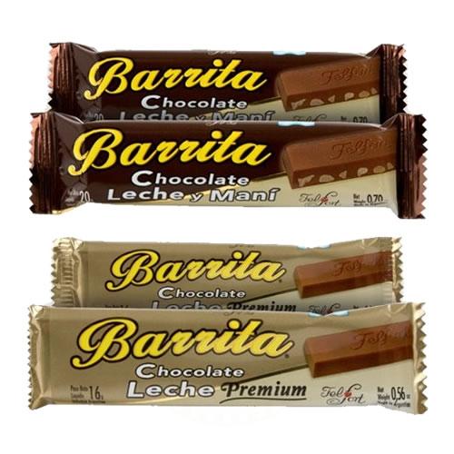 Felfort Barrita de Chocolate x 16 Grs - El Banquito Market