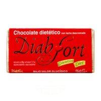 Felfort Diabfort Chocolate Dietético Sin Azucar x 50 Grs - El Banquito Market