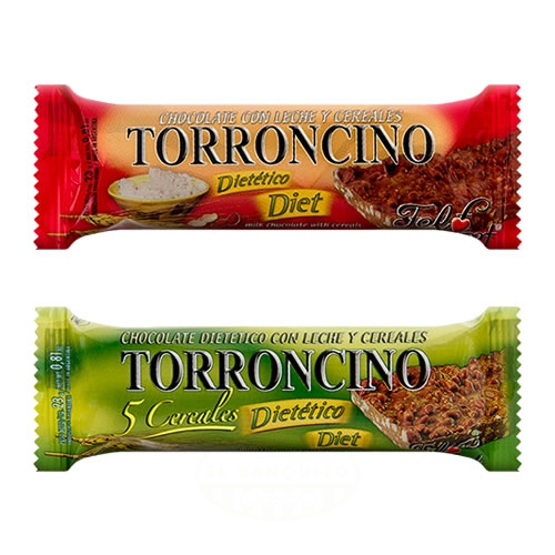 Felfort Torroncino Dietético x 23 Grs - El Banquito Market