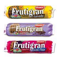 Granix Frutigran Galletitas Dulces x 255 Grs - El Banquito Market