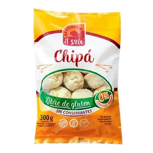 Il Sole Chipá Sin TACC x 300 Grs - El Banquito Market