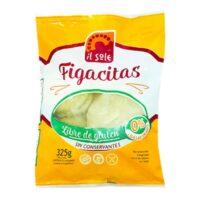 Il Sole Figacitas Sin TACC x 5 Unidades - El Banquito Market