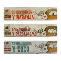 Kiwicha Scons Apto Veganos x 200 Grs - El Banquito Market