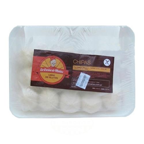 La Cocina de Matías Chipá Sin TACC x 12 Uni - El Banquito Market