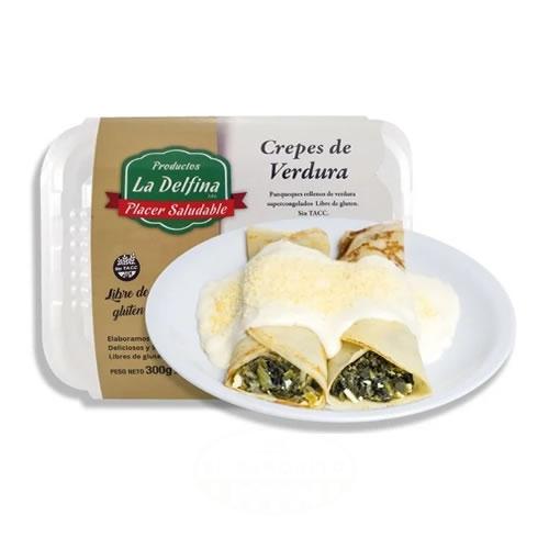 La Delfina Crepes Sin TACC x 300 Grs - El Banquito Market