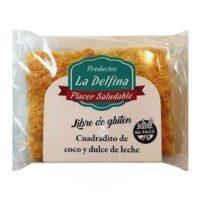 La Delfina Cuadraditos Sin TACC - El Banquito Market