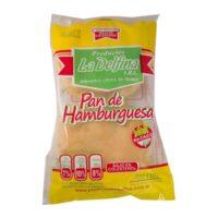 La Delfina Pan de Hamburguesa Sin TACC x 2 Unidades - El Banquito Market