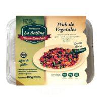 La Delfina Wok de Vegetales Sin TACC x 400 Grs - El Banquito Market