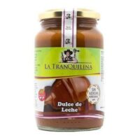 La Tranquilina Dulce de Leche con Stevia Sin TACC x 450 Grs - El Banquito Market