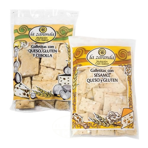 La Zaranda Galletitas con Gluten x 175 Grs - El Banquito Market