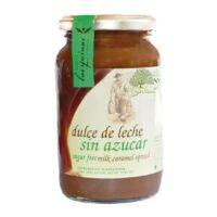 Las Quinas Dulce de Leche Sin Azucar con Splenda x 450 Grs - El Banquito Market