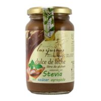 Las Quinas Dulce de Leche Sin Azucar con Stevia Sin TACC x 450 Grs - El Banquito Market