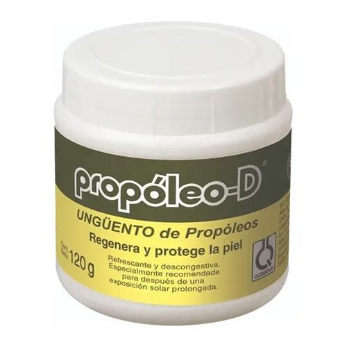 Lindon Unguento Propoleo-D Regenerador x 120 Grs - El Banquito Market