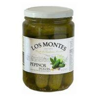 Los Montes Pepinos Dulces Enteros x 360 Grs - El Banquito Market