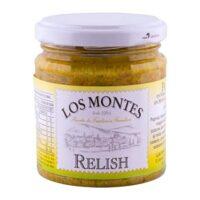 Los Montes Relish - El Banquito Market