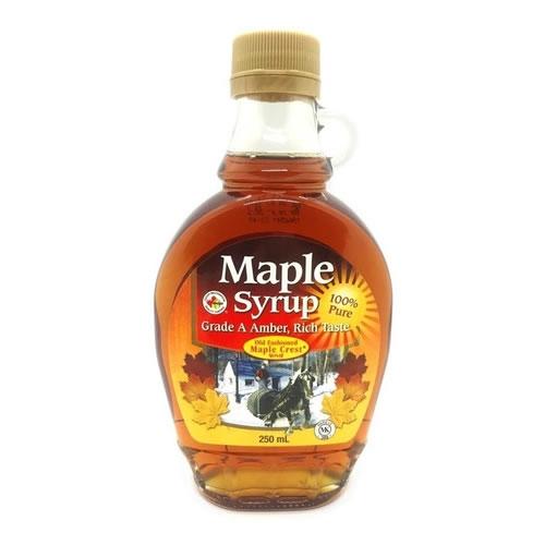 Maple Syrup Jarabe de Arce x 250 Ml - El Banquito Market