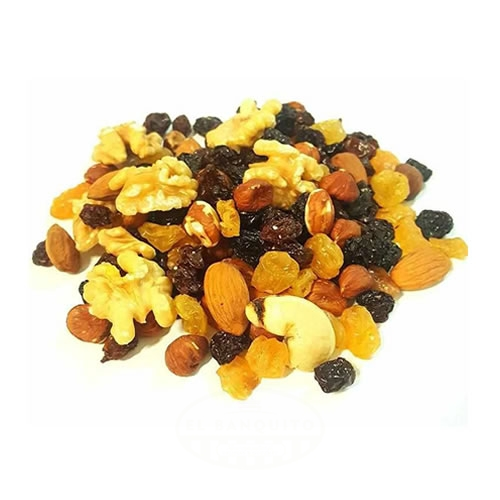 Mix de Frutas Secas con Pasas de Uva x 1 Kg - El Banquito Market