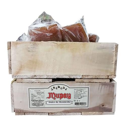 Mupay Dulce de Membrillo Rubio x 5 Kg - El Banquito Market