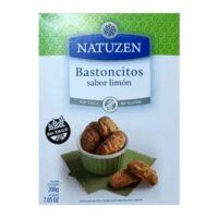 Natuzen Bastoncitos de Limón Sin TACC x 200 Grs - El Banquito Market