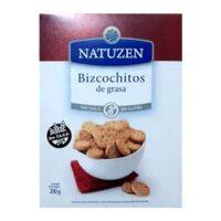 Natuzen Bizcochitos de Grasa Sin TACC x 200 Grs - El Banquito Market
