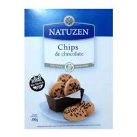 Natuzen Chips de Chocolate Sin TACC x 200 Grs - El Banquito Market