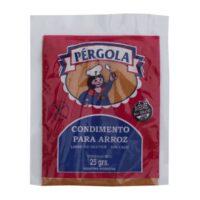 Pérgola Condimento para Arroz Sin TACC x 25 Grs - El Banquito Market