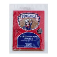 Pérgola Nuez Moscada Molida Sin TACC x 25 Grs - El Banquito Market