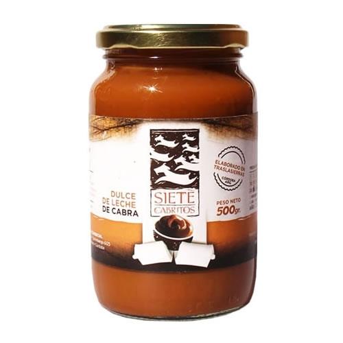 Siete Cabritos Dulce de Leche de Cabra x 500 Grs - El Banquito Market
