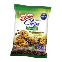 Smams Galletitas con Chips Chocolate Sin Azucar Sin TACC x 150 Grs - El Banquito Market