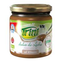 Trini Dulce de Leche al Rhum con Stevia Sin TACC x 200 Grs - El Banquito Market