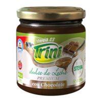 Trini Dulce de Leche con Chocolate con Stevia Sin TACC x 200 Grs - El Banquito Market