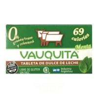 Vauquita Bocadito de Dulce de Leche con Menta Sin TACC x 22 Grs - El Banquito Market