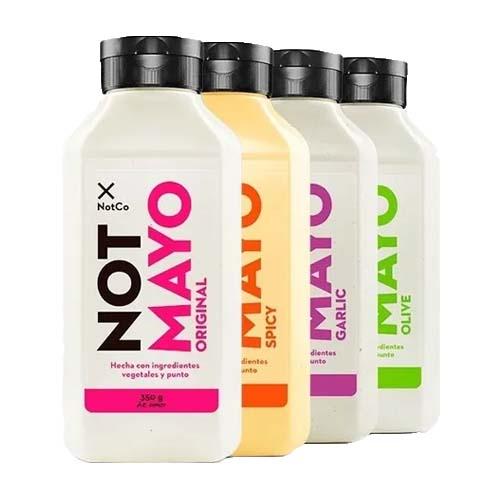 NotCo Not Mayo Mayonesa Vegana Sin TACC x 325 Grs - El Banquito
