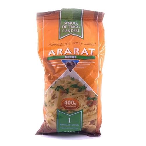 Ararat Sémola de Trigo x 400 Grs - El Banquito Market