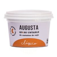 Augusta Queso Untable de Castañas de Cajú Clasico x 180 Grs - El Banquito Market