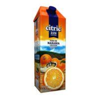Citric Jugo de Naranja con Pulpa Sin TACC x 1,5 Lt - El Banquito Market