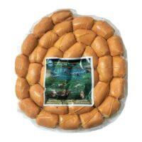 Coeco Salchichas de Pollo Copetín x 40 Unidades Aprox - El Banquito Market